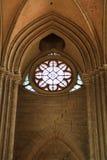 7 amiens大教堂法国 免版税库存照片