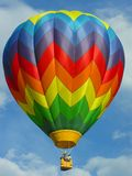 7 balonowych hotair fotografia stock