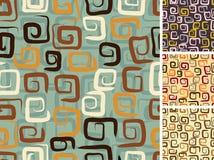 7 bezszwowy textill Obraz Stock