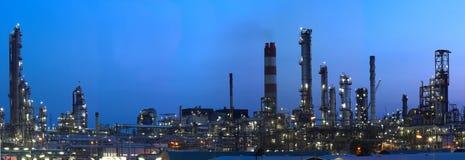 7 big industry panorama Στοκ Εικόνες