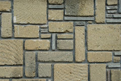 7 ściany Fotografia Royalty Free