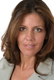 7 dyrektora zarządzającego piękna kobieta Zdjęcie Royalty Free