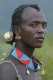 7 ethiopia folk Arkivfoto