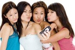 7 foursome Στοκ Εικόνες