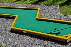 7 golfowych małych Fotografia Stock