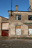 7 industriali Fotografia Stock
