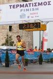 7. Internationales Alexander der Große-Marathon   Lizenzfreie Stockfotos