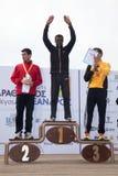 7. Internationales Alexander der Große-Marathon   Lizenzfreies Stockfoto