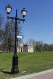 7 lamppost Obrazy Stock