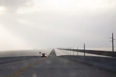 7-Meilen-Brücke Lizenzfreie Stockbilder