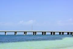 7 Meilen-Brücke Stockfotografie