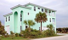 7 residental przybrzeżnych Obrazy Stock