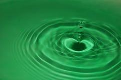 7 ripple Zdjęcie Royalty Free