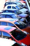 7 samochód Zdjęcia Royalty Free