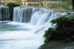 7 - serra - cachoeiras do noi Foto de Stock