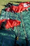 7 skydive στοκ φωτογραφίες