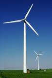 7 windenergy Zdjęcie Royalty Free