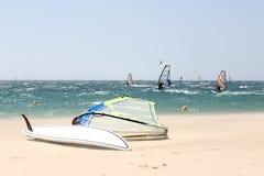 7 windsurf Obraz Stock
