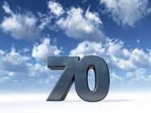 70 Стоковая Фотография