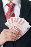 70 euro Obrazy Stock