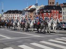 70. Geburtstag der Denmarks Königin Margarethe Lizenzfreie Stockbilder