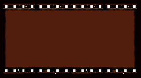 70 mm movie Film. Roll,2D digital art Royalty Free Stock Photos