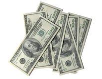 700 долларов Стоковые Фотографии RF
