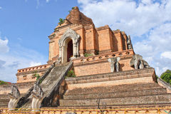 700 anos de pagoda Imagem de Stock