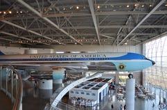 707航空波音强制一 免版税库存图片