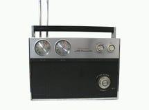70s收音机 图库摄影