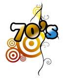 70s stock de ilustración