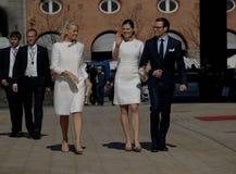 70th födelsedagdenmarksmargarethe drottning s Royaltyfria Bilder