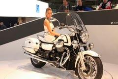 70th motorcykel Milan för EICMA 2012 Royaltyfri Bild