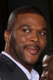 Tyler Perry. Los Angeles - AUG 16: Tyler Perry arrives at the 'Sparkle' Premiere at Graumans Chinese Theater on August 16, 2012 in Los Angeles, CA royalty free stock images