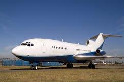 727 Боинг стоковое фото