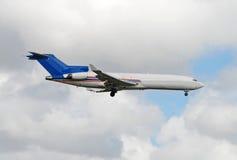 727 legendarisk boeing flygstråle Arkivfoto