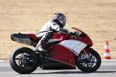 73 superbike Zdjęcie Stock