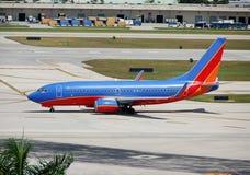 737 Боинг Стоковые Фотографии RF
