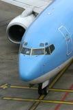737 Боинг стоковые изображения