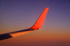 737 boeing Royaltyfri Foto