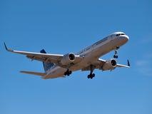 737 flygbolag kontinentala boeing Royaltyfri Bild