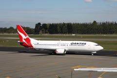 737 qantas Боинга Стоковые Изображения