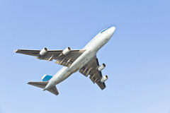747 Боинг Стоковые Изображения