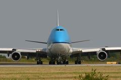 747 Боинг Стоковое Фото