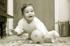 75 behandla som ett barn maria Fotografering för Bildbyråer