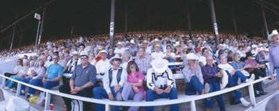 75. Ellensburg Rodeo, Werktag Lizenzfreie Stockbilder