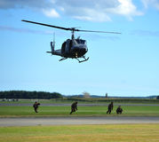 75th Anniversary of RNZAF Airshow 2012 Royalty Free Stock Photography