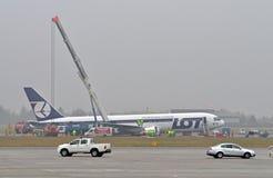 767波音 图库摄影