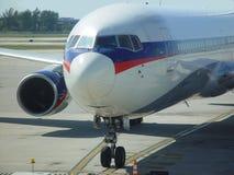 767波音 免版税库存照片