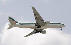 767 alitalia boeing Arkivbilder